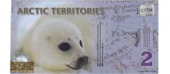 آرکتیک تریتوریس- 2 پولار