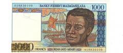 ماداگاسکار- 1000 آریاری