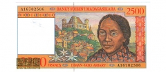 ماداگاسکار- 2500 آریاری