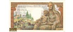 فرانسه - 1000 فرانک