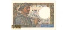 فرانسه - 10 فرانک